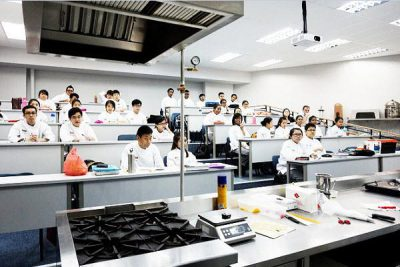 du học nghề bếp tại singapore