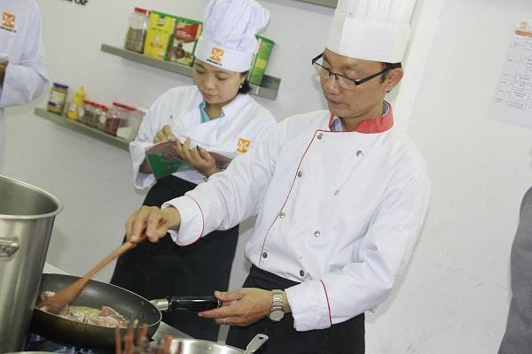 lớp học nấu cơm tấm