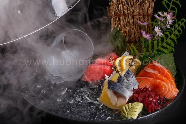Sashimi món ăn nỗi tiếng nhật