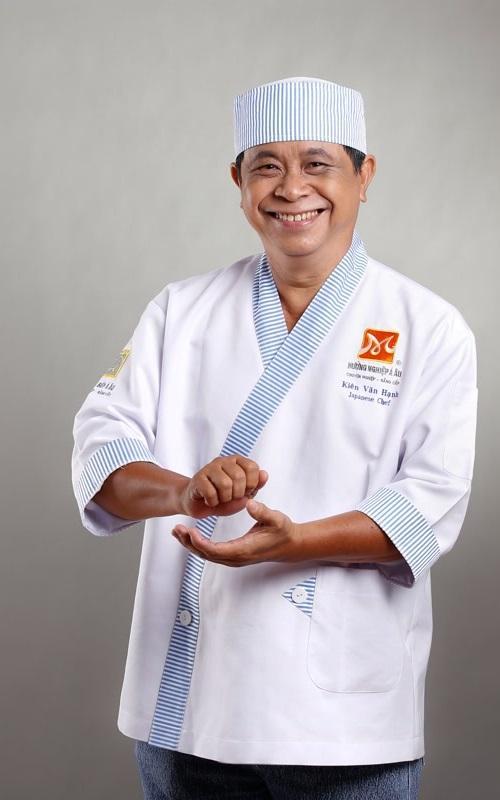 Thầy Kiên Văn Hạnh
